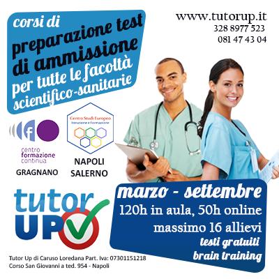 Aperte le iscrizioni ai corsi primaverili di Napoli, Salerno e Gragnano
