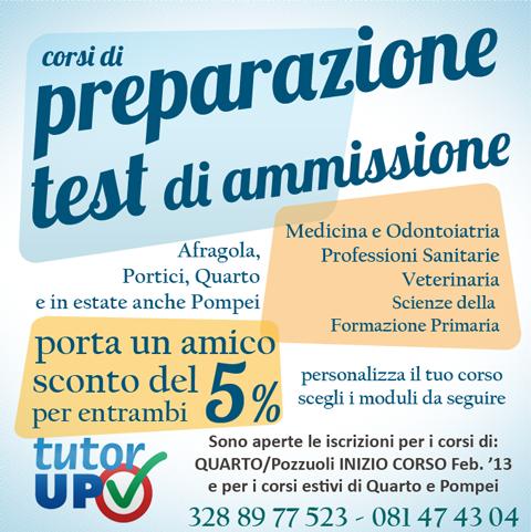 Date test di ammissione medicina 2013 e 2014