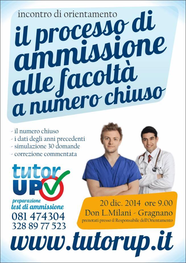 Orientamento a Scuola: Risultati ISS Don Milani Gragnano