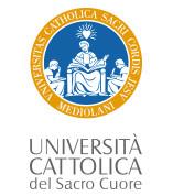 Pubblicati i risultati del test di ammissione all'Università Cattolica di Roma