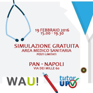 Simulazione Gratuita Tutor Up + WAU