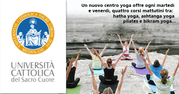 Test Cattolica: il quiz rompicapo del corso di Yoga