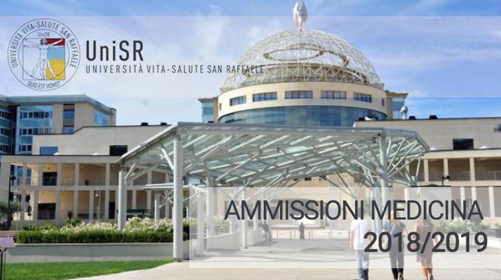 Graduatoria San Raffaele 2018 due allievi ammessi