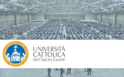 Cattolica: il test ufficiale e le graduatorie