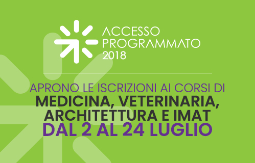 Universitaly: la procedura per iscriversi al test di medicina 2018