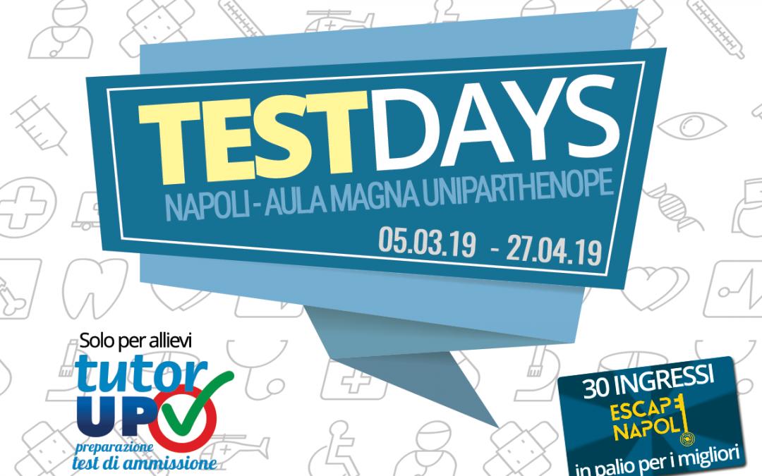 Test Days 2019